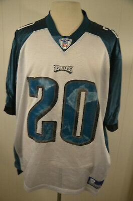 separation shoes 9fb0e e68a8 PHILADELPHIA EAGLES BRIAN Dawkins #20 Throwback Jersey ...