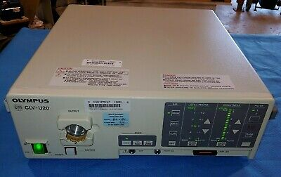 Olympus CLV-U20 Evis Endoscopy Light Source Endoscope Medical Surgical