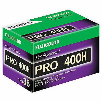 Fuji Fujifilm Pro 400 H Film Pack 135 (36 Exposures)