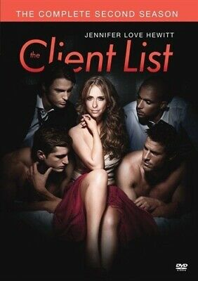 THE CLIENT LIST COMPLETE SECOND SEASON 2 New Sealed 4 DVD Set