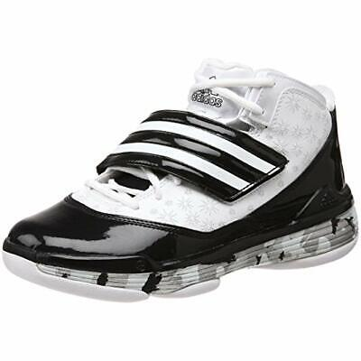 8ef24605b559 New Adidas TS Ace Commander Team W Black White Size 6 Womens Basketball  Shoes