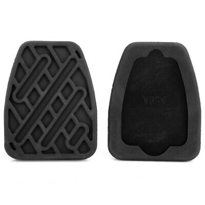 Pair of Brake Clutch Pedal Pad Accelerator Foot Pad Cover For Nissan Hacker