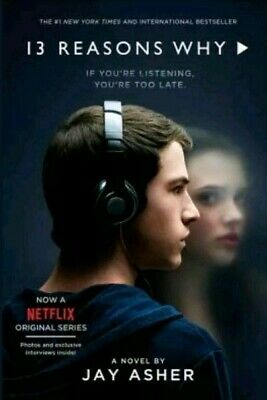 13 Reasons Why by Jay Asher (MOBI/Ebook/PDF/Kindle)