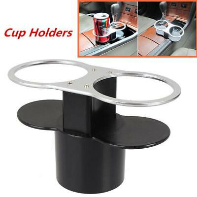 Car Holder Cleanse Seat Drink Cup Valet Travel Coffee Bottle Table Stand GG