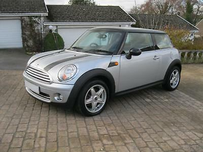 2007 Mini 1.6 Cooper Hatchback with Chilli Pack - 120 bhp Start/Stop