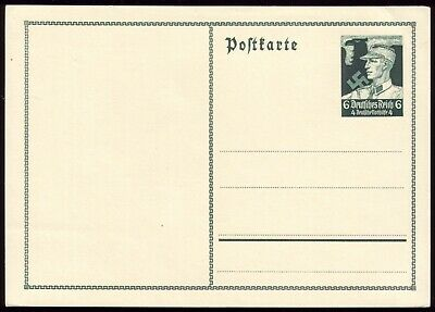 Germany 1934 - Third Reich Winter Aid SA Trooper Special Postcard