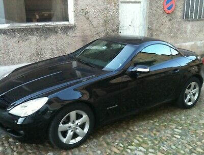 Mercedes SLK 200 Kompressor Phase 2