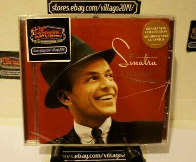 Ultimate Christmas: Frank Sinatra (NEW CD) *DAMAGED CASE* FREE SHIPPING!!