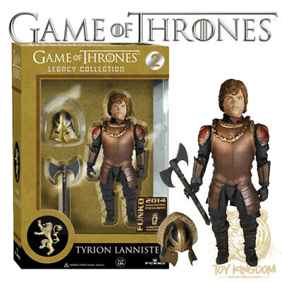 "TYRION LANNISTER Game of Thrones Funko Legacy Collection 6"" Exclusive Blackwater"