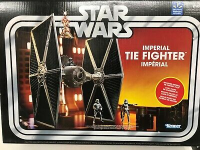 Star Wars The Vintage Collection Imperial Tie Fighter w/pilot Walmart Exclusive