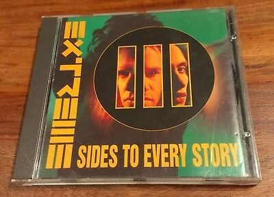 EXTREME - III Sides to Every Story. CD.