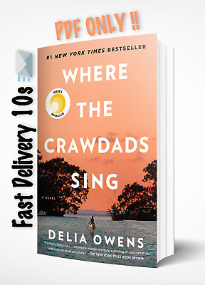 Where the Crawdads Sing by Delia Owens (EB00K-PDF)