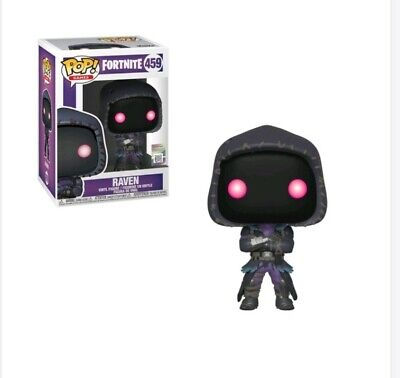 Funko Pop! GAMES: Fortnite S2 - Raven V Vinyl Figure COLLECTABLE gaming figure