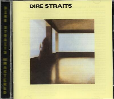 Dire Straits - Dire Straits (1978 Album) 1996 CD Remastered (New & Sealed)