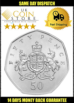 50p Fifty Pence Coin - Christopher Ironside 2013 - KM1246, H26