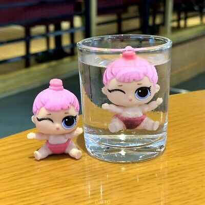 LOL Surprise LiL Sisters L.O.L. Cozy babe Chill out club doll toy SERIES 2 TOY