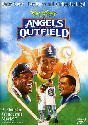 Angels In The Outfield Danny Glover Matthew F. Leonetti DVD Sports AA PG NEW