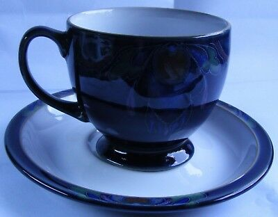 Denby Baroque Cup and Saucer - Please See Photos