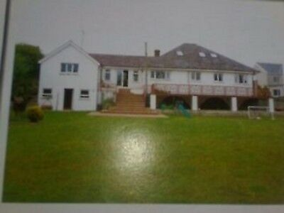 Large Fire Damaged Bungalow in 3/4 Acre Planning for 6 plots Or Replace