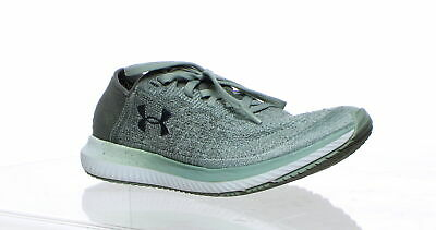 half off ff772 c142b Under Armour Womens Threadborne Blur Green Running Shoes Size 8 (191772)