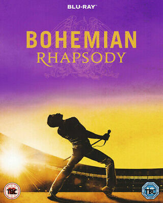 Bohemian Rhapsody Blu-Ray (2019) NEW