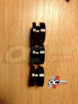 OC MOTORSPORT Fiesta ST ST180 Transmission Bracket Bushings Upgraded Aluminium
