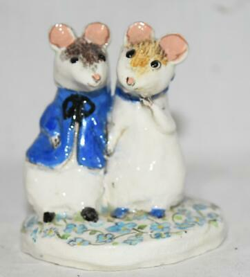 Original Kitty MacBride England Pottery Mouse Standing Figurine