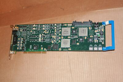Ulyssix Technologies Tarsus-PCI-01 DSP Motion Controller PCM Processor board