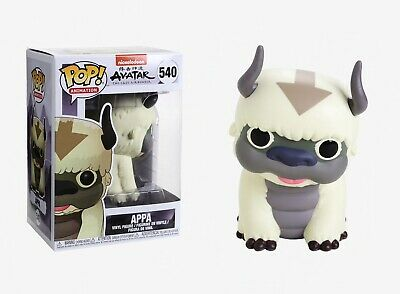 Funko Pop Animation: Avatar the last Airbender - Appa Vinyl Figure Item #36468