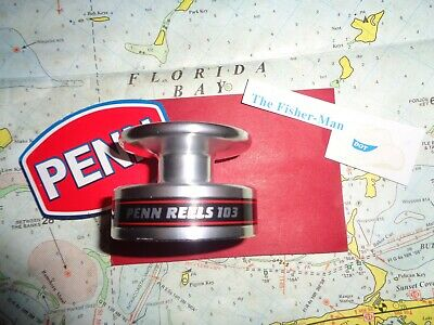 Eccentric NEW PENN SPINNING REEL PART 6A-103 Silver Series 103 103C