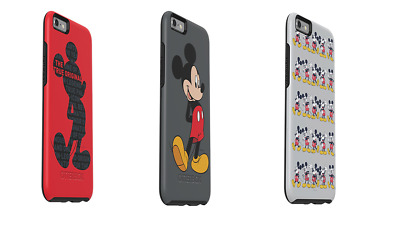 new product 71c00 f04cb MARVEL STAR WARS Disney OtterBox Symmetry Series Protection IPhone 6/6s &  Plus