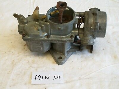 Ford 1V Carburettor 691W SA Transit V4 Essex 1.7 Carby Vergasser