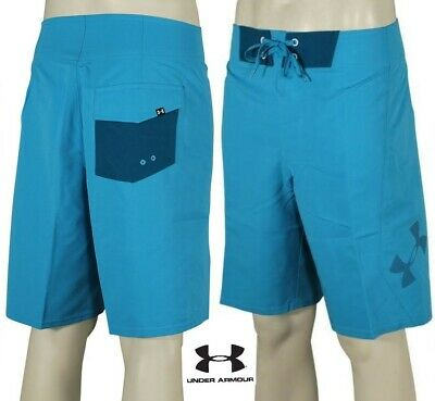 8df082d241 UNDER ARMOUR MEN'S 8-In. Mania Board Surf Shorts Swim Trunks 32 34 ...