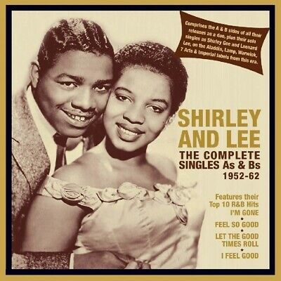 Shirley And Lee - Complete Singles As & Bs 1952-62 [New CD]