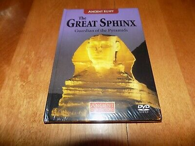 ANCIENT CIVILIZATIONS THE GREAT SPHINX Ancient Egypt History Channel DVD NEW