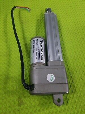 DUFF-NORTON LT100-1-150 Linear Actuator,12VDC,112 lb.,5.9 In