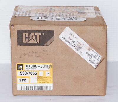 Caterpillar CAT 530-7855 Gauge Switch *NEW*