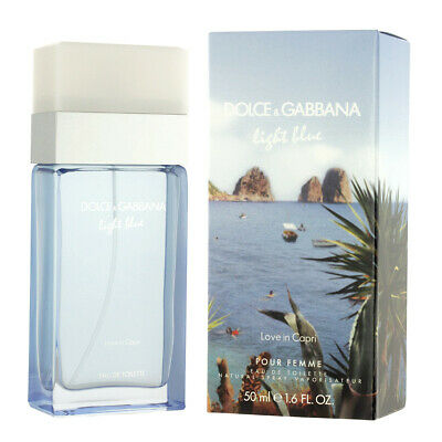 Dolce & Gabbana Light Blue Love In Capri Eau De Toilette EDT 50 ml (woman)