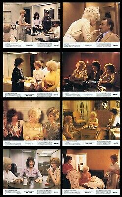 NINE TO FIVE Original 8 x 10 Lobby Card set Jane Fonda Lily Tomlin Dolly Parton
