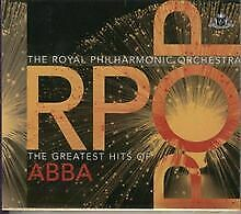 Abba-the Greatest Hits von Royal Philharmonic Orchestra   CD   Zustand gut