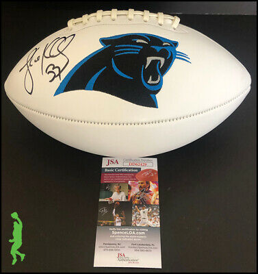 Sports Mem, Cards & Fan Shop Wholesale Lots Luke Kuechly Autographed Signed Carolina Panthers Football Ball Jsa Coa