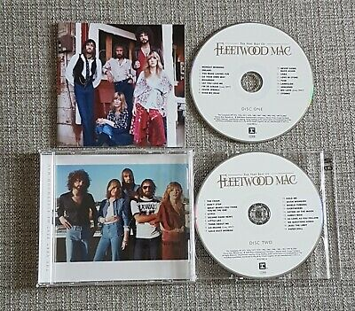 FLEETWOOD MAC - THE VERY BEST OF - 2 x CD SET ON WARNER BROTHERS - 2009 - EX.CON
