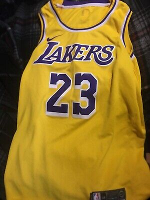 6fef846f731 NIKE NBA LA Lakers Kobe Bryant 24 City Edition Jersey Black Men s XL ...
