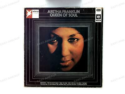Aretha Franklin - Queen Of Soul GER LP /5