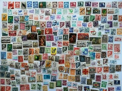 300 Different Yugoslavia Stamp Collection