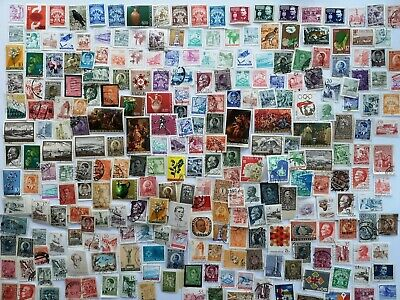 500 Different Yugoslavia Stamp Collection