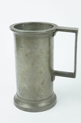 Other Antique Home & Hearth Home & Hearth Antique French Country Primitive Pewter Measure Pitchers Damart France