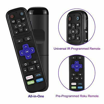 R2 Universal Remote Control Replacement for Roku Streaming Player
