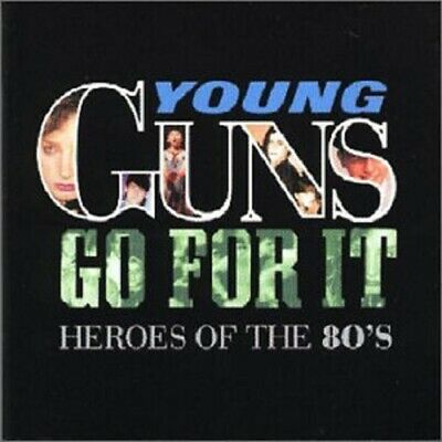 Young Guns Go For It 2-CD Wham/OMD/Yazoo/ABC/Smiths/UB40/Japan/Madness/Specials+