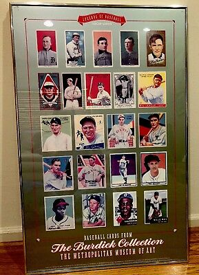 SPORT BASEBALL CORNELL UNIVERSITY ITHACA NEW YORK VINTAGE FRAMED PRINT B12X1251